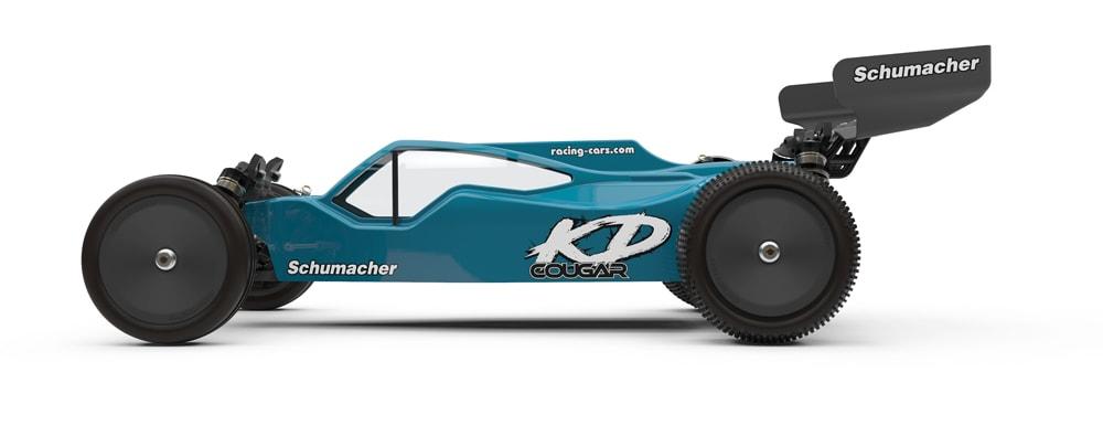 Schumacher Cougar KD - Side