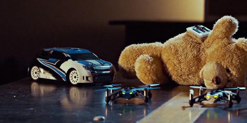 Epic doesn't begin to describe this R/C battle video.
