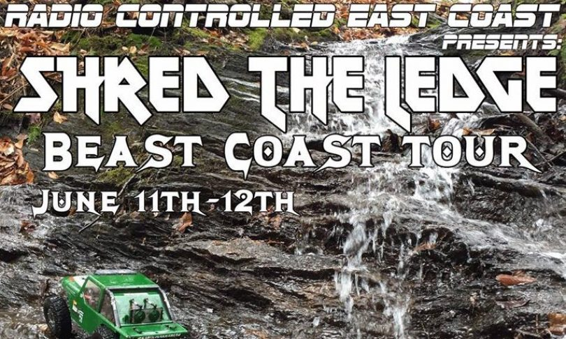Pre-registration is Open for Shred the Ledge: Beast Cost Tour 2016