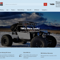 T-Bone Racing Launches a New Website
