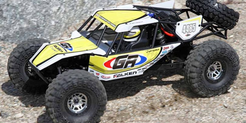 Get Building! Vaterra RC Twin Hammers Kit