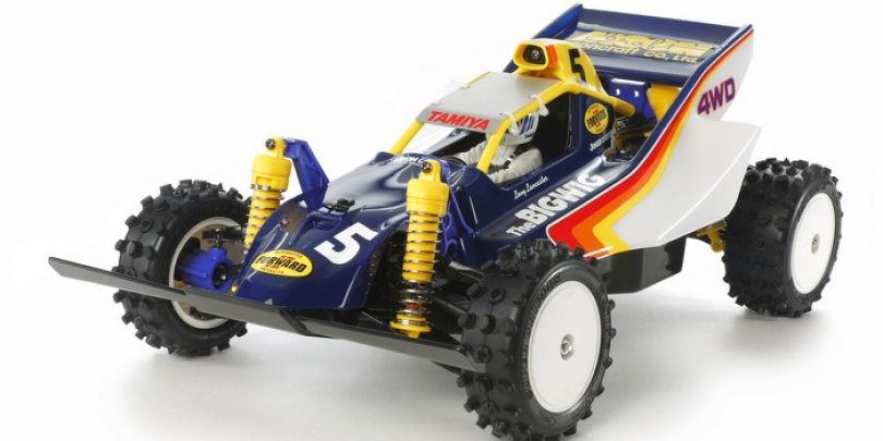 Tamiya is Reliving the 80's with the Bigwig