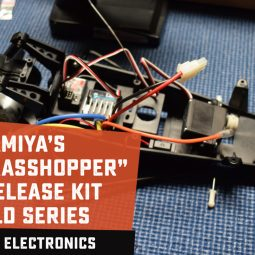Building an R/C Car Kit: Testing and Installing Electronics