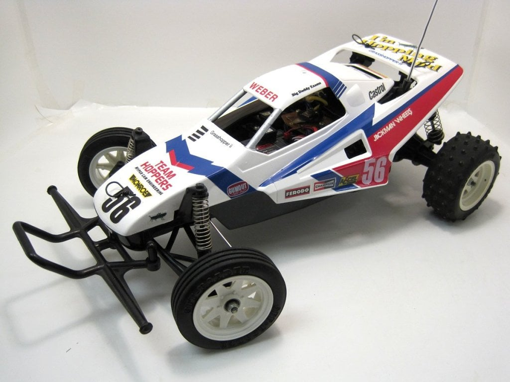 The Hornet Rc >> Will Tamiya's Grasshopper II Make a Return in 2017? - RC Newb