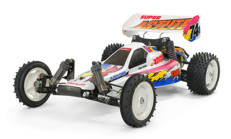 Relive the Glory Days with the Tamiya Super Astute Re-release