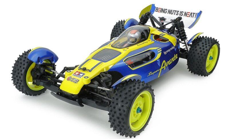 Tamiya Super Avante R/C Buggy Kit