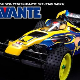 Get to Know Tamiya's Upcoming Super Avante Kit and TD-4 Chassis [Video]