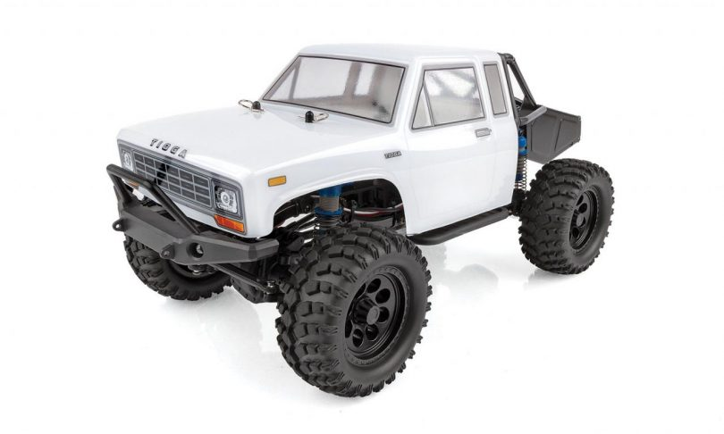 Team Associated CR12 Tioga Trail Truck