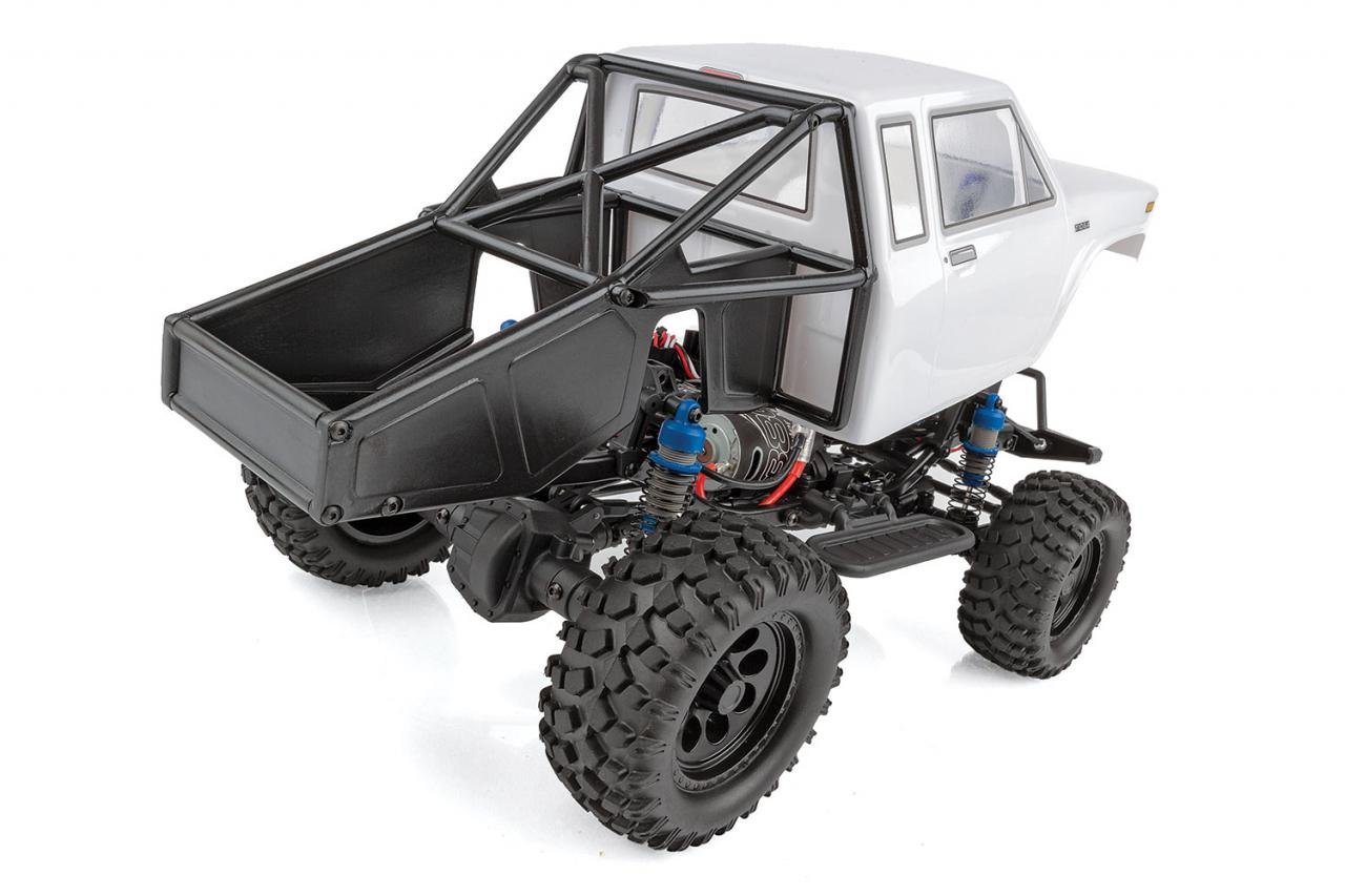 Team Associated CR12 Tioga - Rear