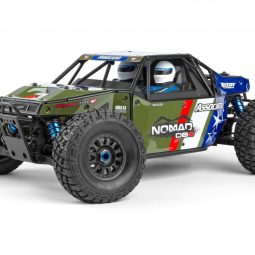 Team Associated Rolls out the Limited Edition Nomad DB8 Rock Racer