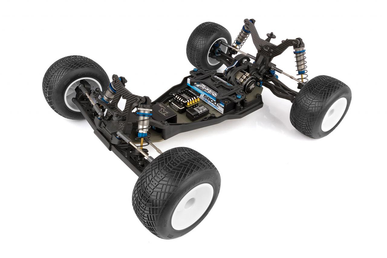 Team Associated RC10 T6.1 Truggy - Chassis