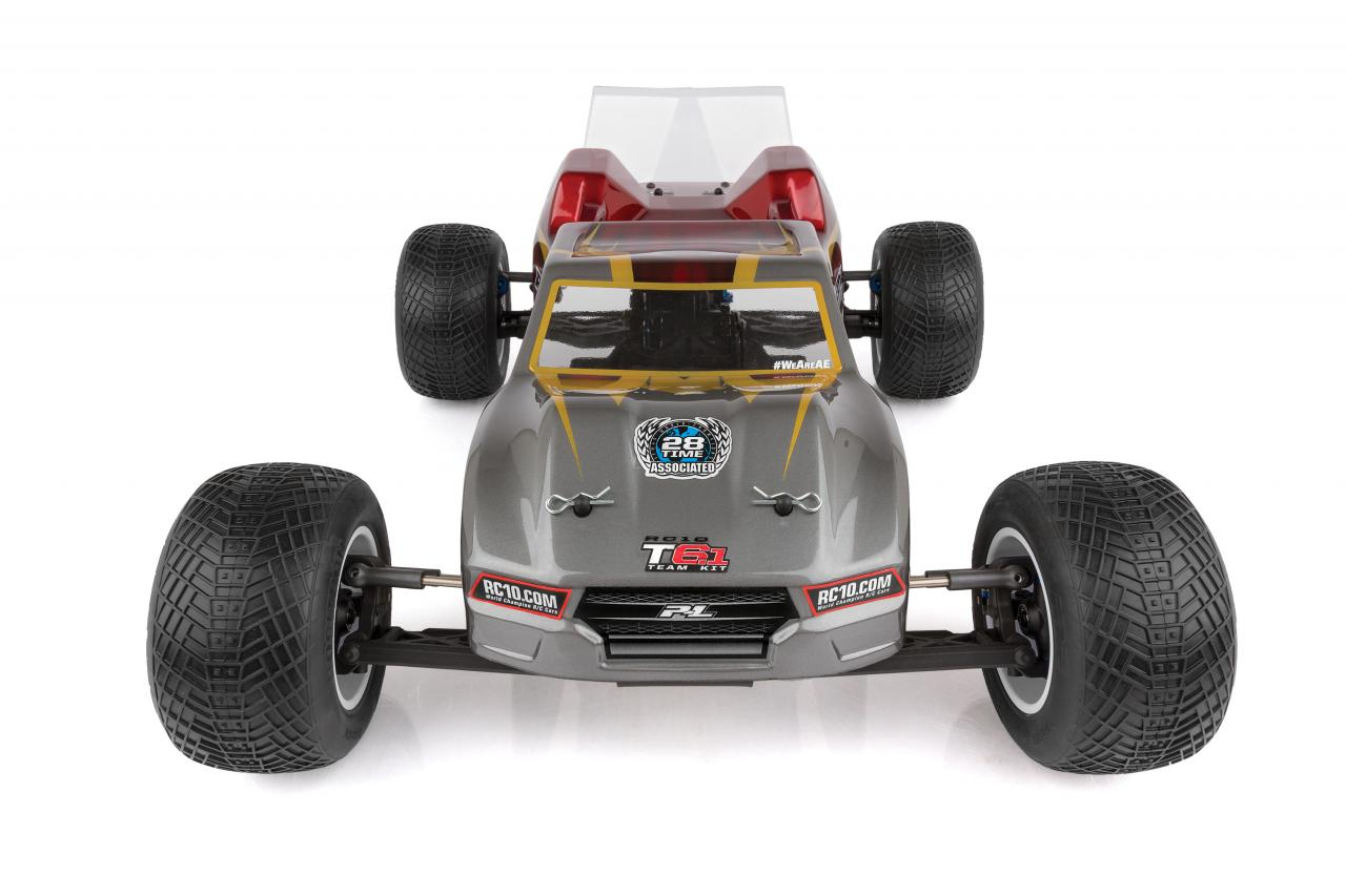 Team Associated RC10 T6.1 Truggy - Front
