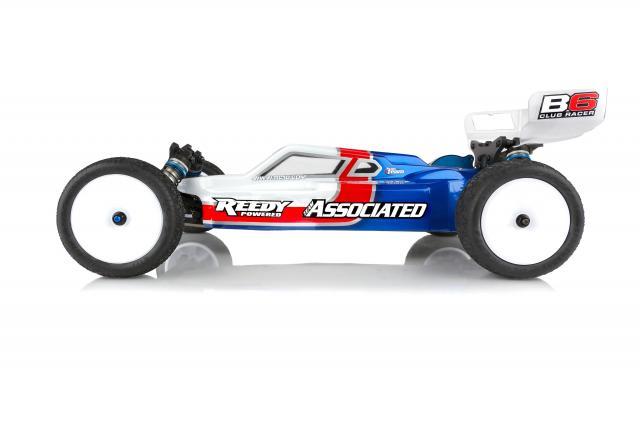 Team Associated RC10B6 Club Racer Kit - Side
