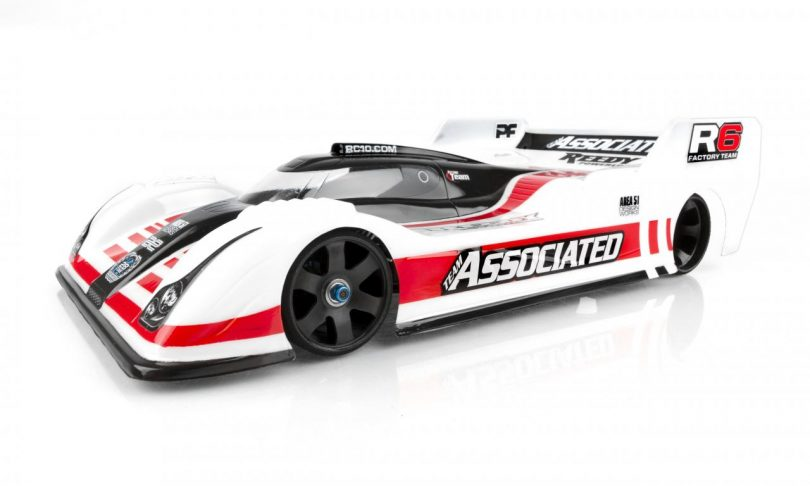 Team Associated's New On-road Racer: RC12 RC Factory Team Kit