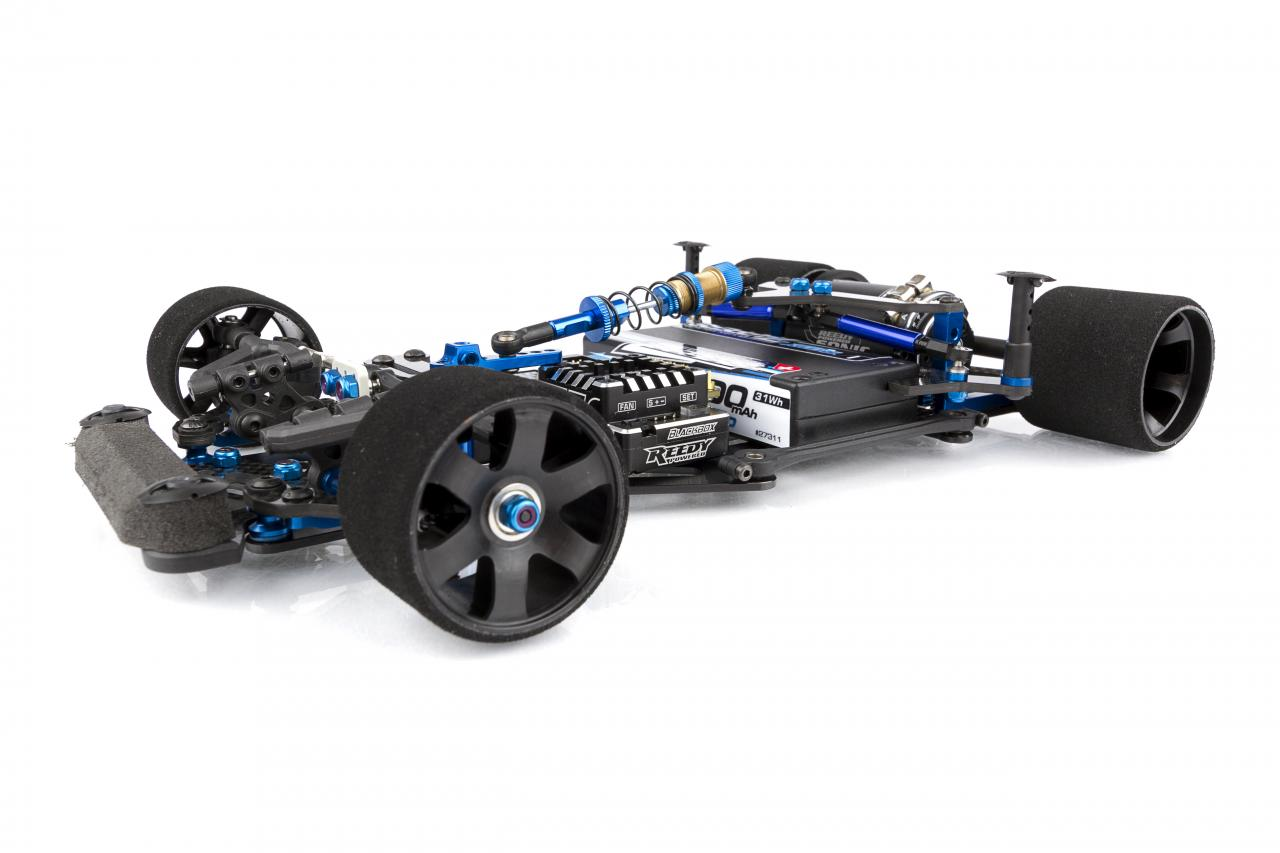 Team Associated RC12R6 - Chassis