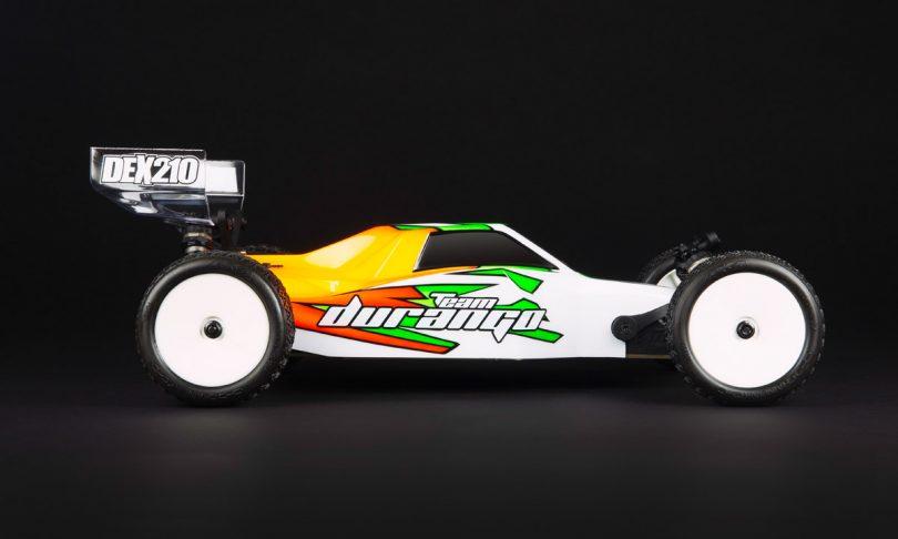 Team Durango DEX210F 2-Wheel Drive Buggy