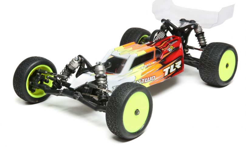 Team Losi Racing 22 4.0 2WD R/C Buggy Kit