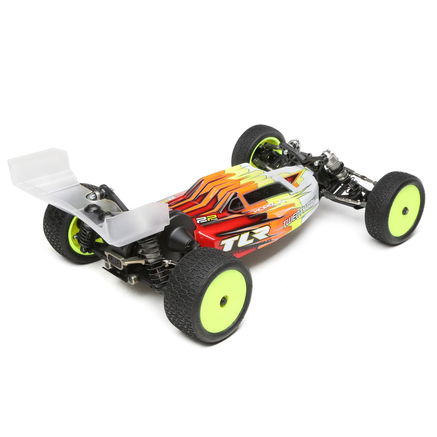 Team Losi Racing 22 4.0 - Rear