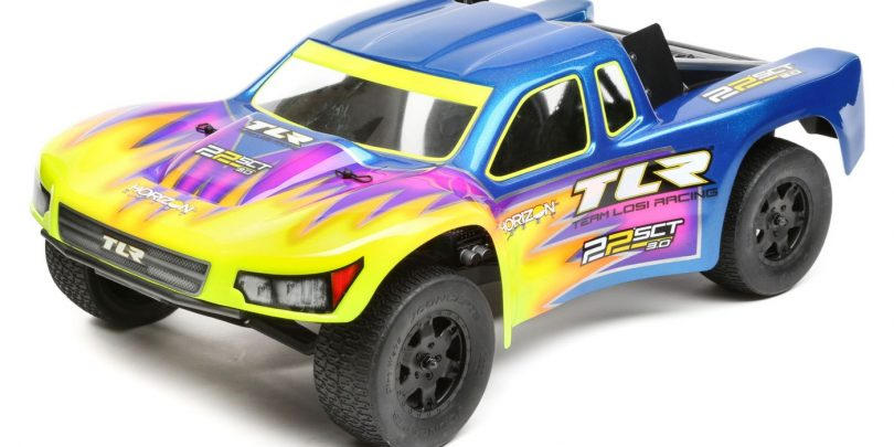 Team Losi Racing 22SCT 3.0 Off-road R/C Racer
