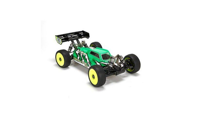 Team Losi Racing's 8IGHT-E 4.0 Kit