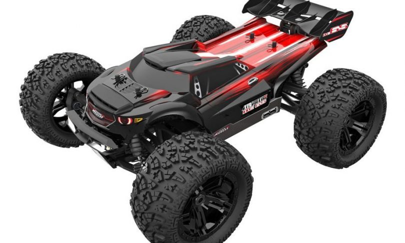 Additional Details Released About Team Redcat's TR-MT8E BE6S