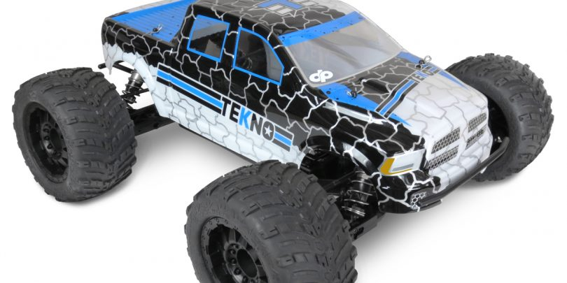 Tekno RC's New MT410 1/10 Monster Truck