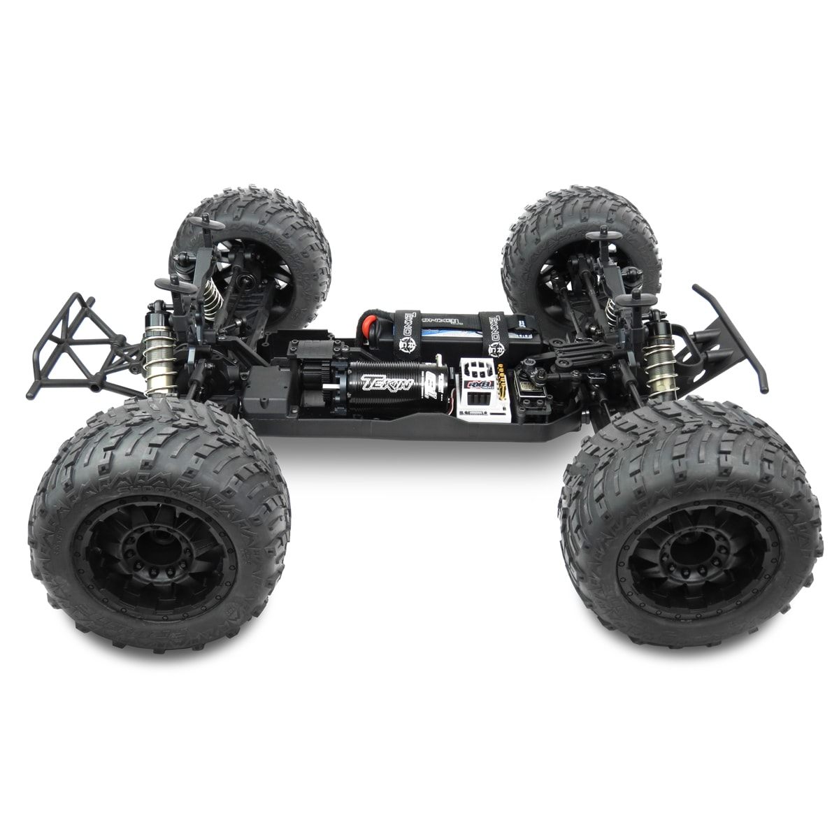 Tekno Rc Mt410 Monster Truck on tekin rx8 motor