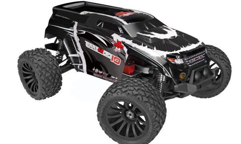 A Smaller Monster, Coming Soon From Redcat Racing