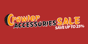 Save up to 25% During Tower Hobbies' Crawler Accessories Sale