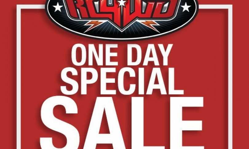 Tower Hobbies One-Day RC4WD Sale