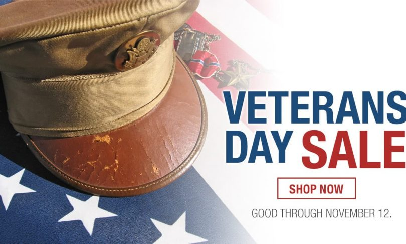 Enjoy a Variety of R/C Discounts During the Tower Hobbies Veterans Day Sale