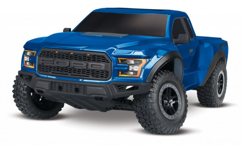 Traxxas Unleashes Their  2017 Ford Raptor