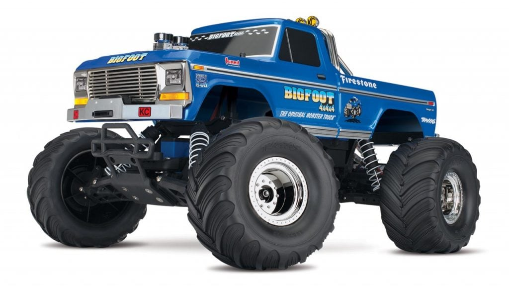 rc off road truck kits with Traxxas Goes Retro Bigfoot 1 on 2017 Ford Raptor Front Suspension Kit besides Primal Rc Quicksilver 15 Scale Gas Powered Dragster together with Off Road Suspension 101 An Inside Look furthermore Cd15823 additionally 252133387129.