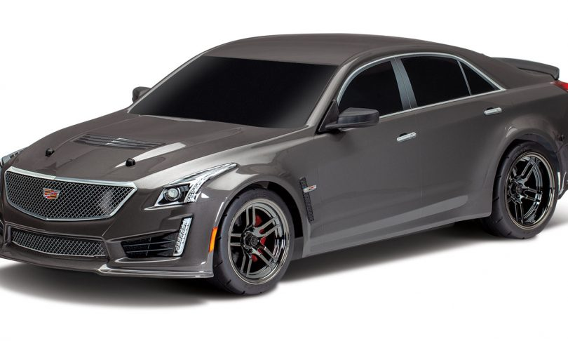 Traxxas Introduces New Cadillac CTS-V Bodies for the 4-Tec 2.0