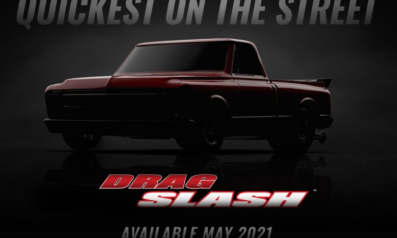 Get Ready to Shred the Drag Strip with the Traxxas Drag Slash