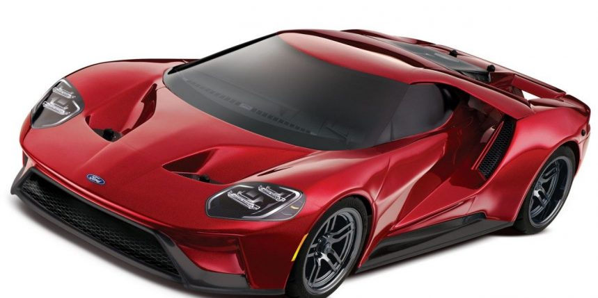 Live Out Your Supercar Dreams with the Traxxas Ford GT