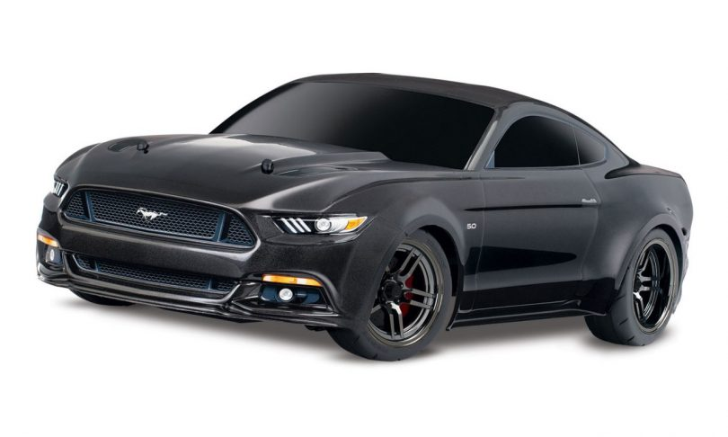 Get Crusin' with the Traxxas 1/10 Ford Mustang GT