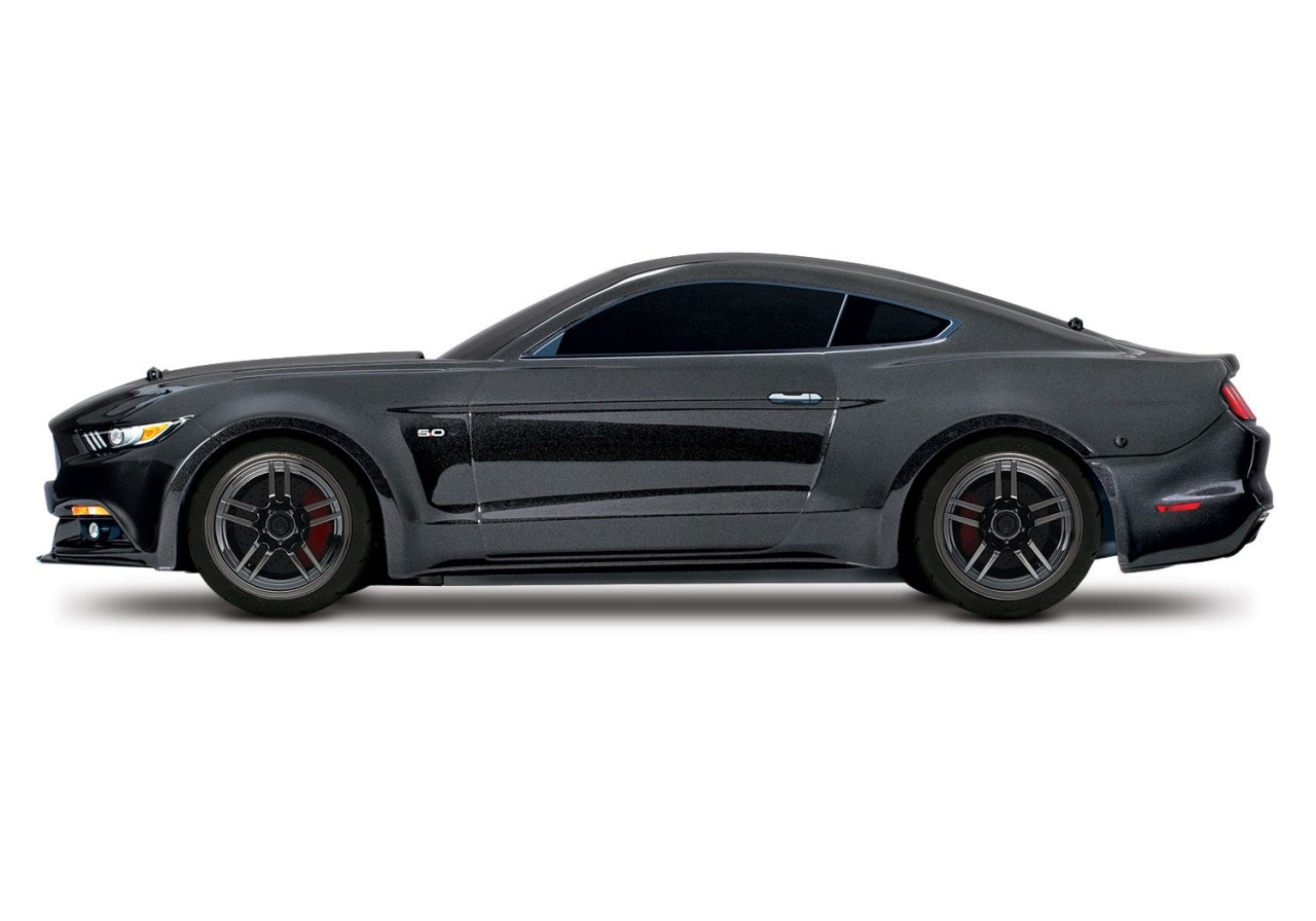 Traxxas Ford Mustang GT - Side