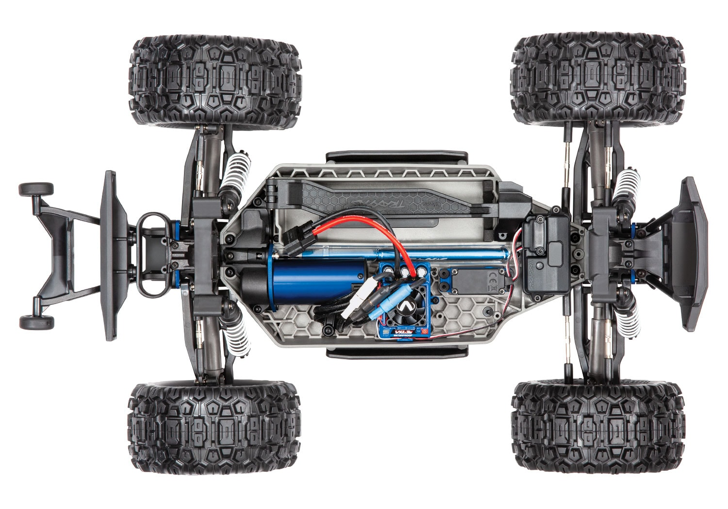 Traxxas Hoss - Chassis