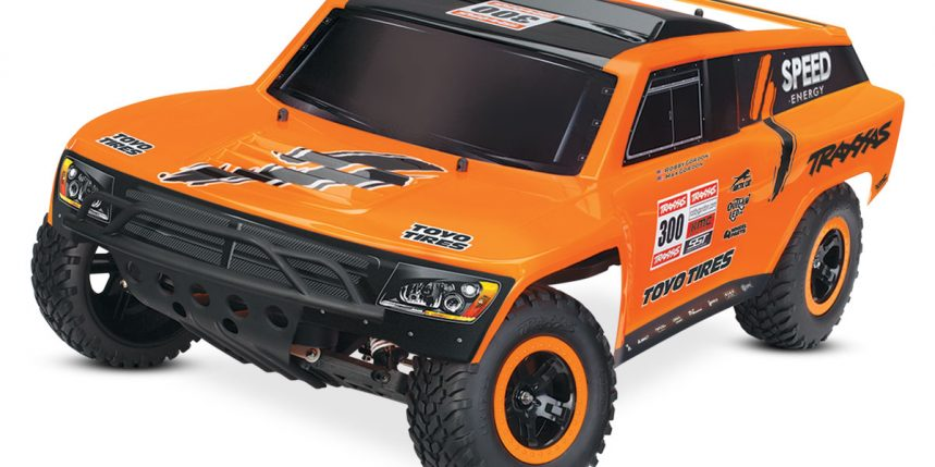 "Channel the ""Great Gordini"" with the Latest Slash Model from Traxxas"