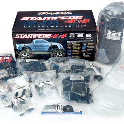 Built to Bash: Traxxas Stampede 4×4 Kit