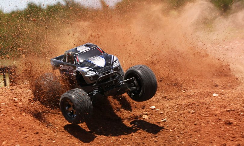 Select Traxxas Stampede & E-Maxx Models Receive Self-Righting Feature