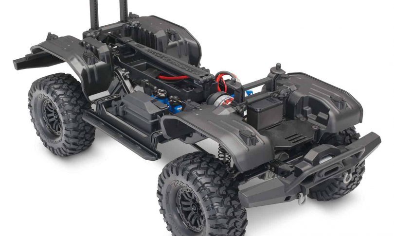 Do You Want to Build a Trail Truck? Meet the Traxxas TRX-4 Assembly Kit.