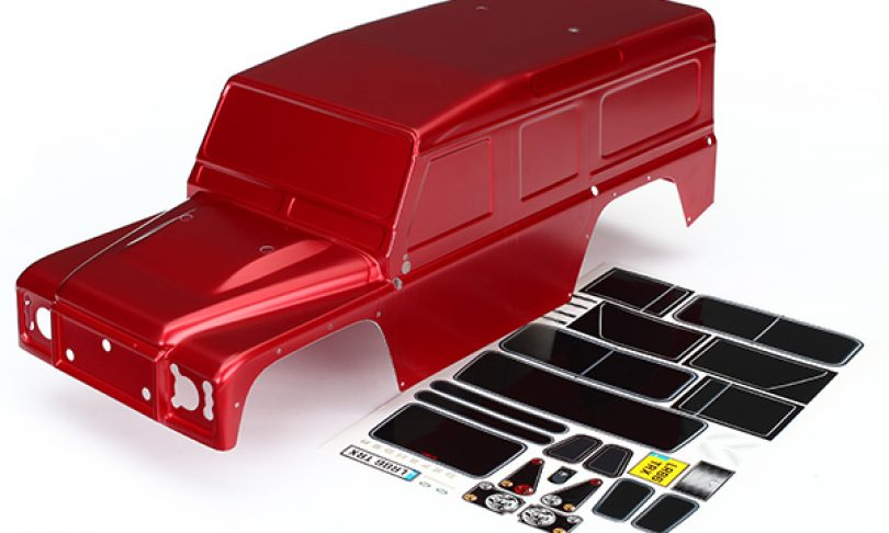Land Rover Defender Body Sets for the Traxxas TRX-4