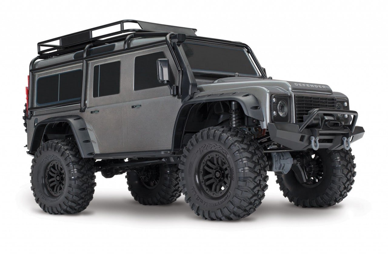 Traxxas Trx 4 Scale R C Truck Details Pricing Amp More