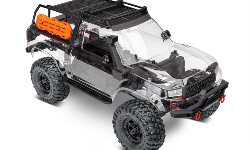 Coming Soon: A Traxxas TRX-4 Sport Assembly Kit
