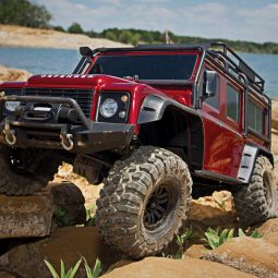 See the Traxxas TRX-4 Scale Trail Rig in Action [Video]