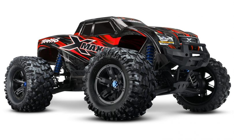 Watch: Traxxas Scorches a Skate Park with the 8S X-Maxx