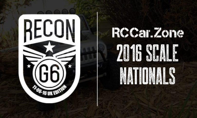 Relive the Action from the 2016 UK RECON G6 & RCCar.Zone UK Scale Nationals [Video]