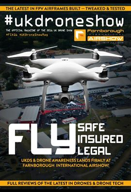 UKDroneShow Magazine Issue 2